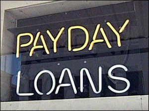 Payday Advance Loan